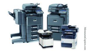 Kyocera copier line