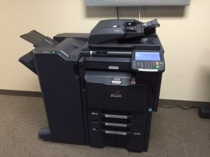 Copy machine sales lease